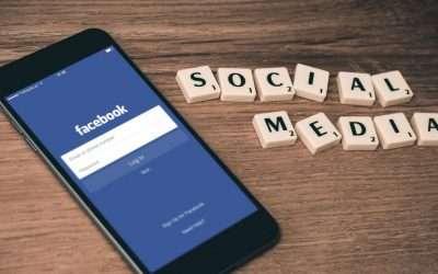 Store deler av bedriftsnorge bruker facebook feil