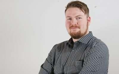 Velkommen til Ingmar Ter Stege som Digital Markedsfører i TYPES!